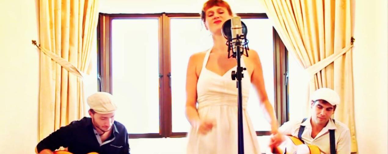 Gypsy Jazz: Zinedine Tsigane (Berlin) Live at Artistry