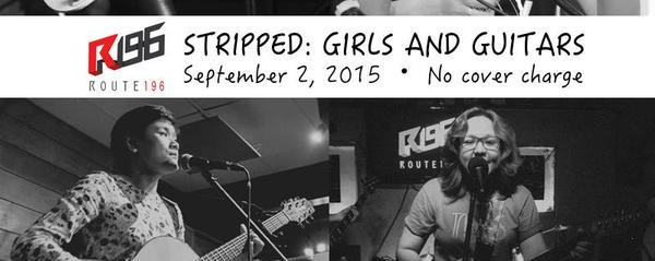 Stripped: Girls & Guitars