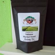 Sakuma Market Stand Oolong Tea from Sakuma Bros.
