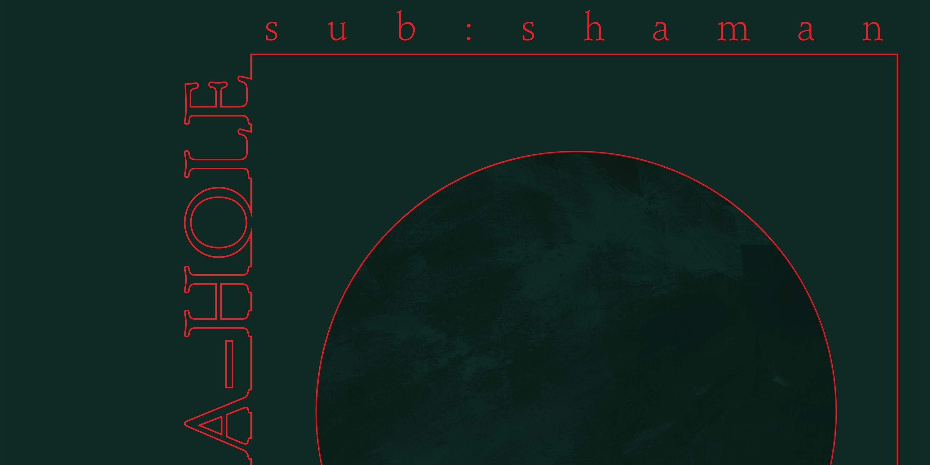 sub:shaman premieres superb new single 'A-Hole', teases ambitious debut album Apnea — listen