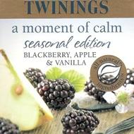vanilla apple blackberry from Twinings