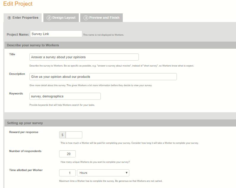 Methods Mentor   Intro to Amazon Turk: Part II Google Forms