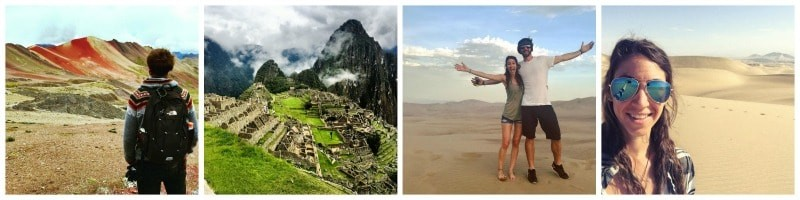 how our six-figure blog helped us travel the world