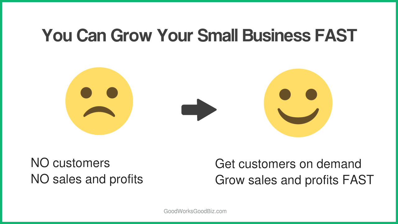 DIY Business Marketing Strategies for Rapid Growth? You Can Grow Your Small Business Fast