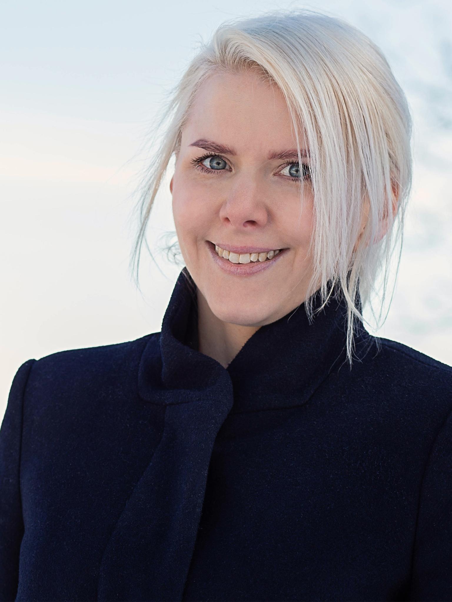 Cecilia Fredriksson