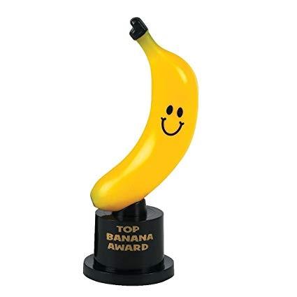 Chris's Banana Battles Logo
