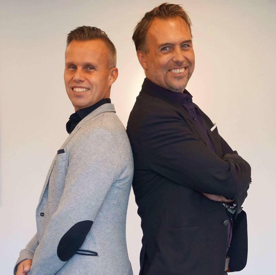 Christer Tranberg & Jörgen Tranberg