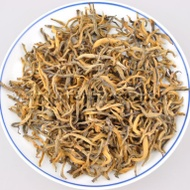"""Feng Qing """"Gold Bud"""" Yunnan Black tea * Dian Hong * Autumn 2011 from Yunnan Sourcing"""