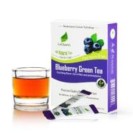 Blackberry Green Tea from LeCharm Tea & Herb USA