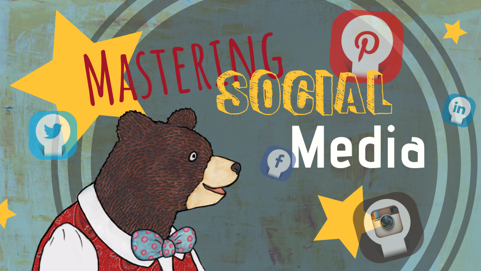 Mastering Social Media at the Children's Book Academy