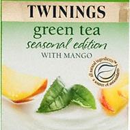 Green Tea with Mango (seasonal edition) from Twinings