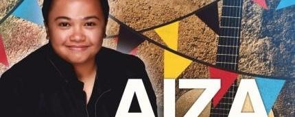 Aiza live in Singapore