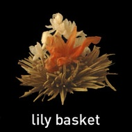 Lily Basket from Teas Etc