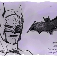 Batman (Fandom blend) from Adagio Teas Custom Blends