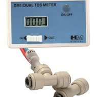 DM-1: In-Line Dual TDS Monitor from HM Digital