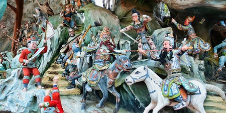 Haw Par Villa is set to host a new music and arts festival