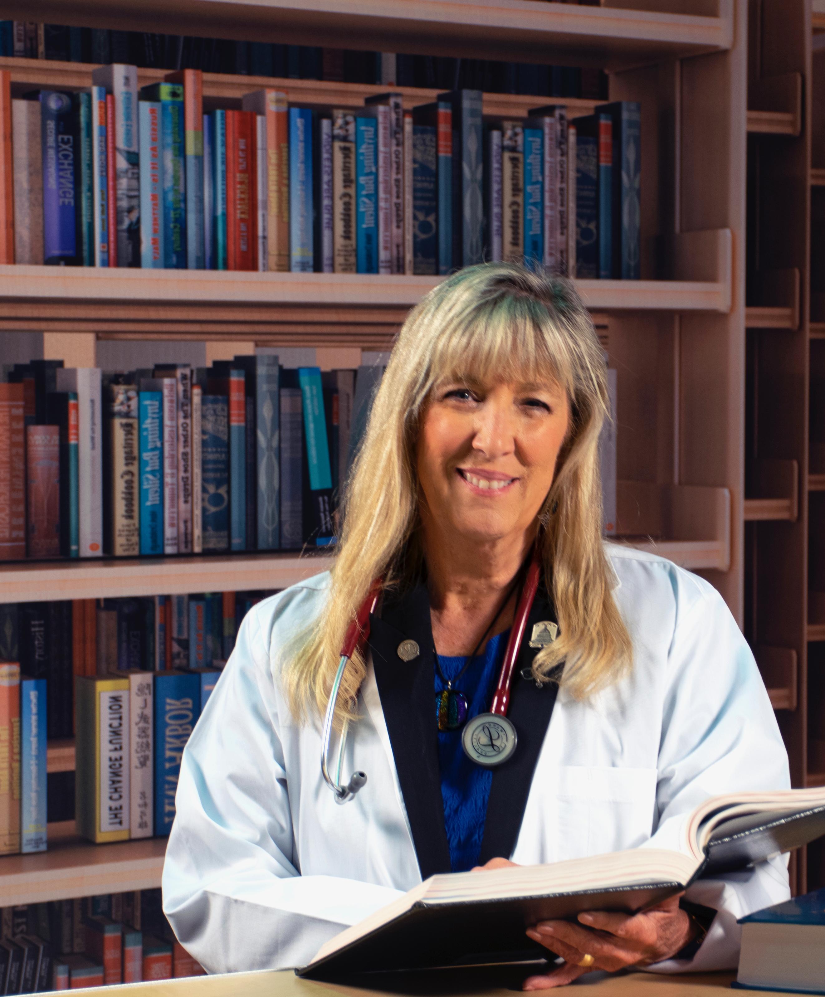 Dr. Angela Golden, Family Nurse Practitioner