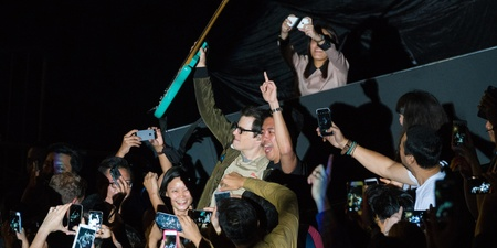 GIG REPORT: Weezer fulfills gig bucket list wish for 3000 fans in first Singapore show