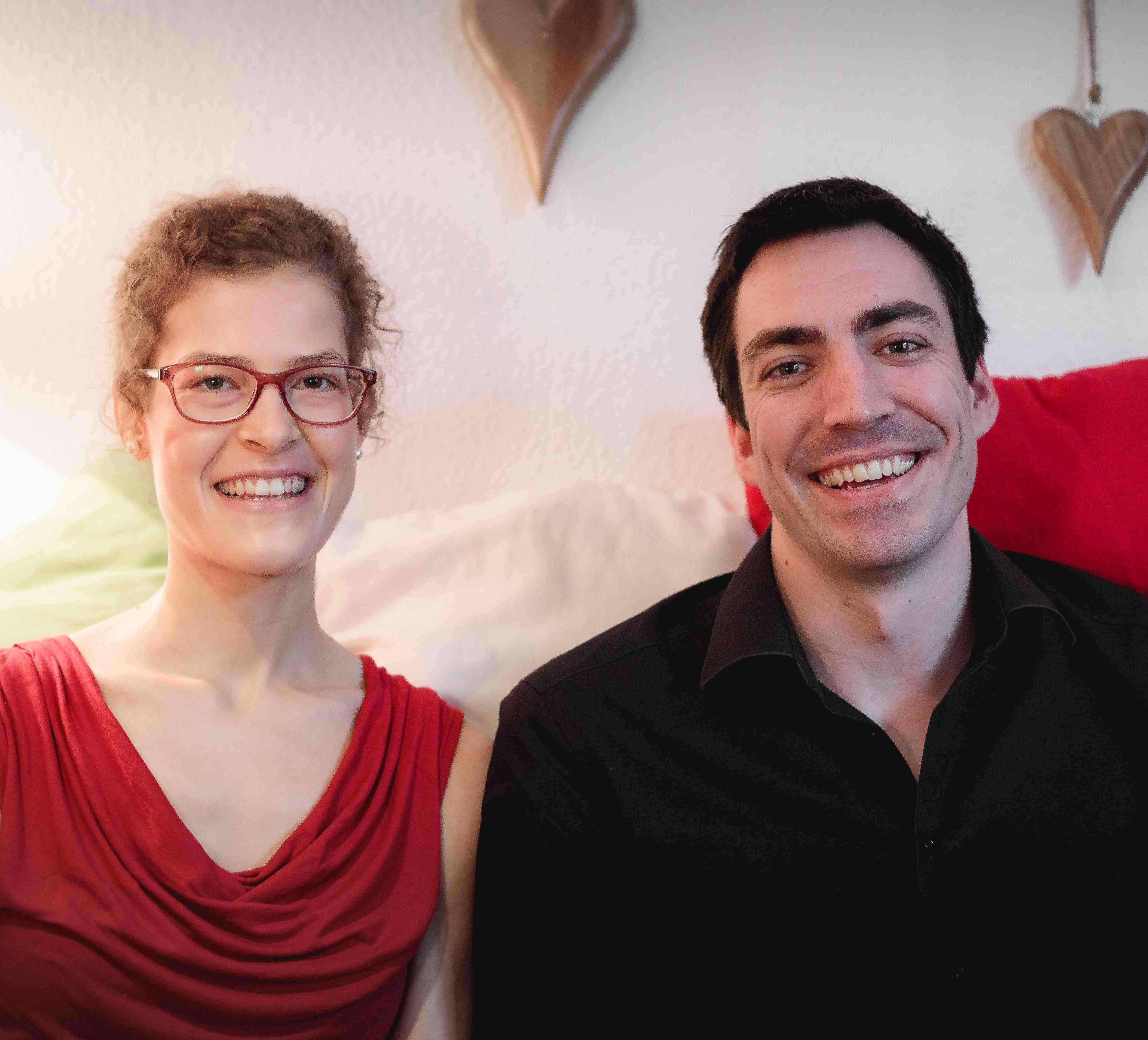 Fabian Saal & Felicitas Schneider