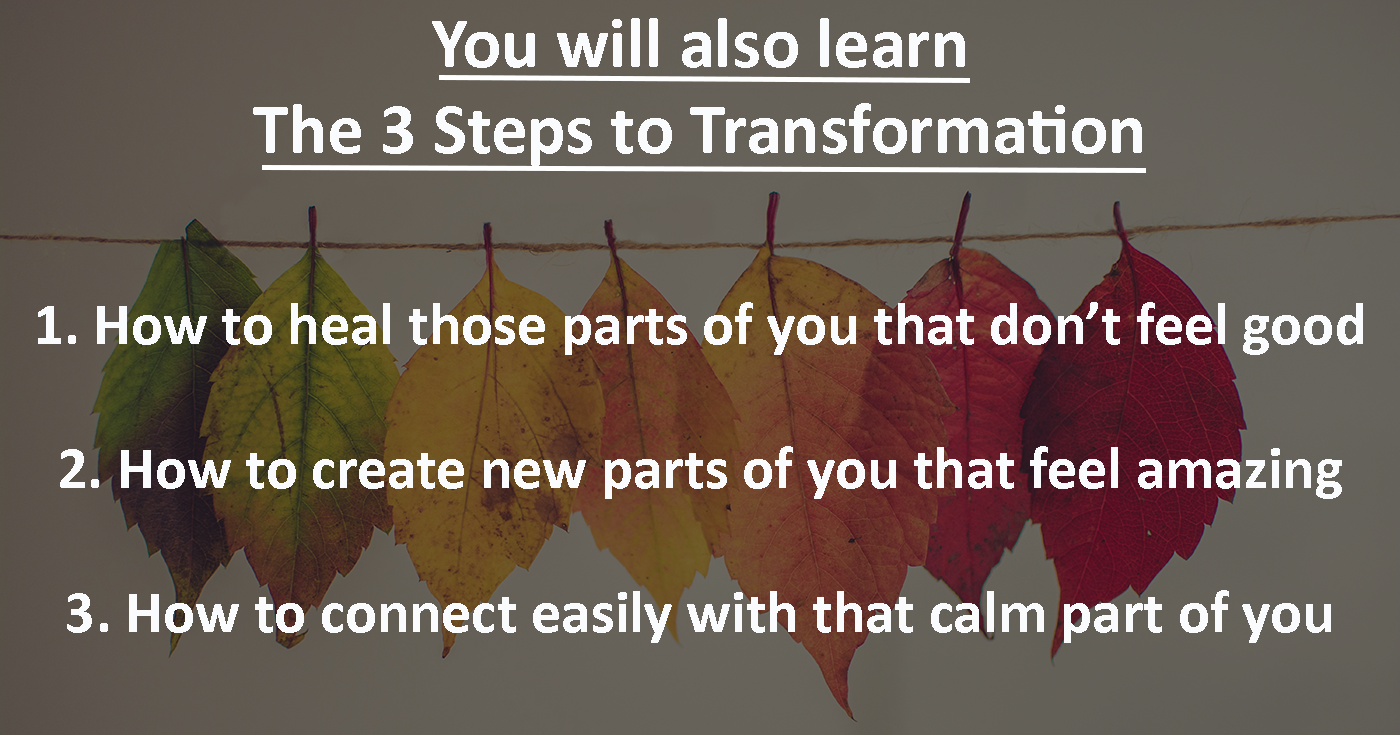 3 Steps to Creating Change