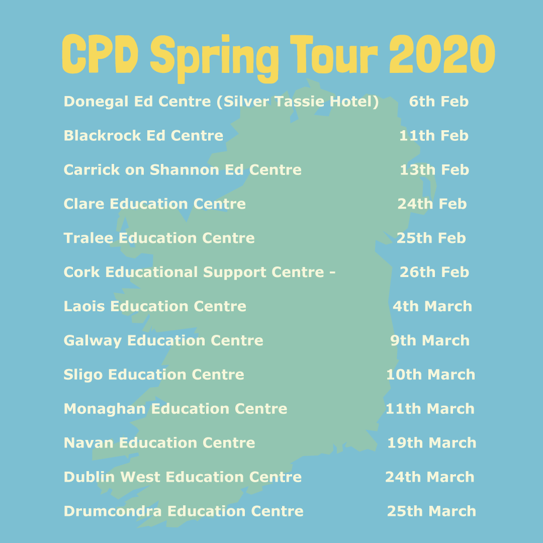 DabbledooMusic CPD Courses Spring 2020