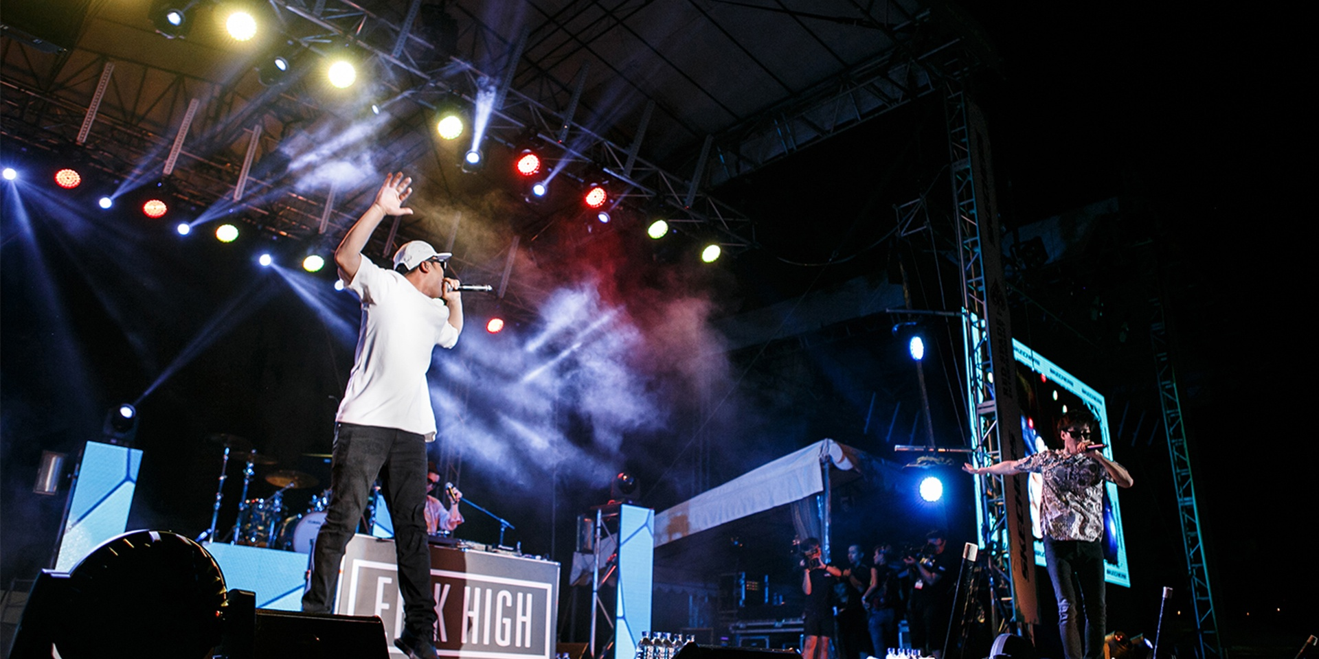 PHOTO GALLERY: Unity at Skechers Sundown Festival 2015
