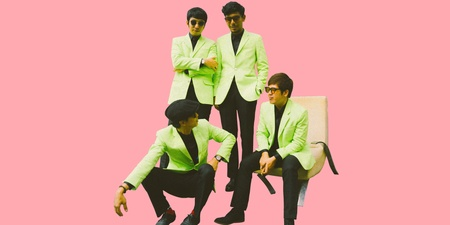 The Pinholes take a big leap with their first Malay-language album, D'Antara Kita