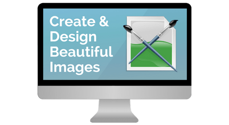 Create blog images with Launch Your Blog Course