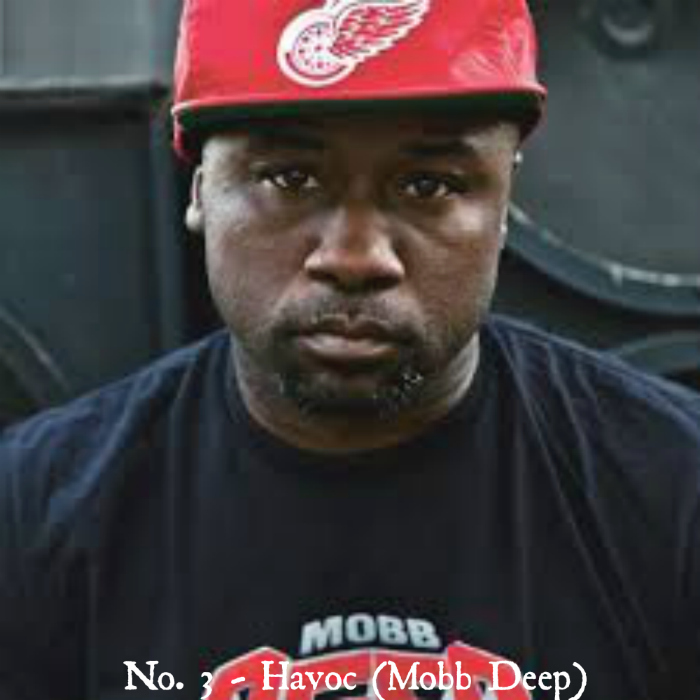 Havoc from Mobb Deep