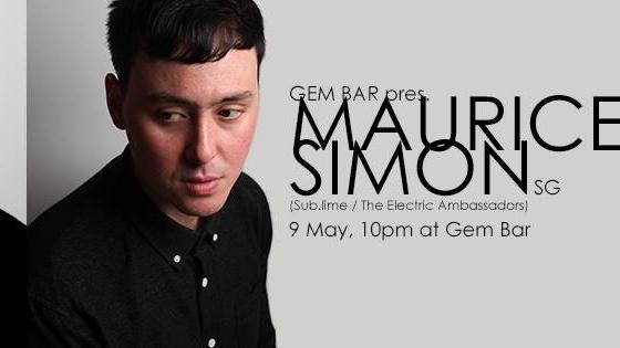 Gem Bar pres. Maurice Simon