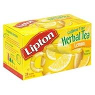 Lemon Herbal Tea from Lipton
