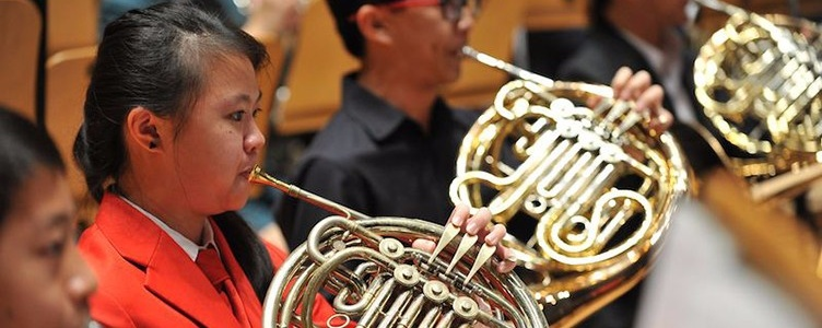 4th WBAS Youth Band Festival with Guest Band: Windstars Ensemble