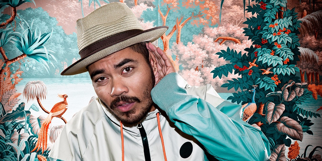 Syndicate to host beatsmiths Mr. Carmack and Soulection's Jarreau Vandal at Potato Head Folk