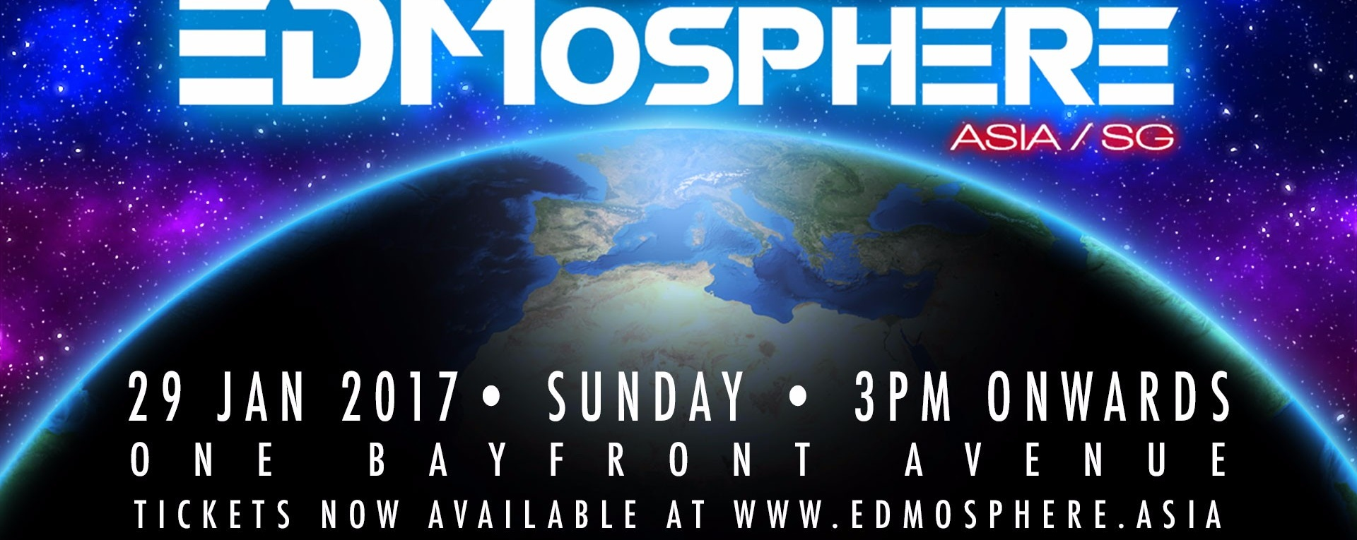 EDMosphere Asia