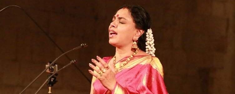 Anahata – Mystical Sounds Of Music A Carnatic Vocal Recital