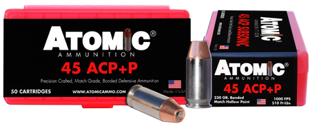 ATOMIC AMMUNITION