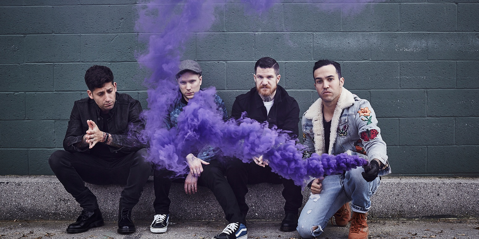 Fall Out Boy confirm Singapore for M A N I A tour