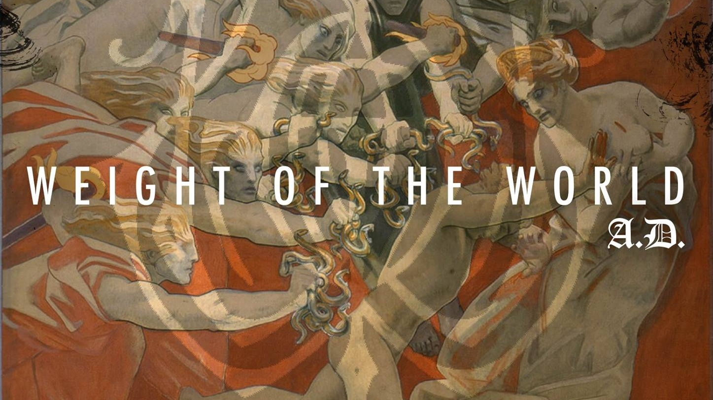 Weight of the World A.D. EP Release