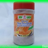 Instant Thai Tea Drink with Cream/Sugar from Joy Luck