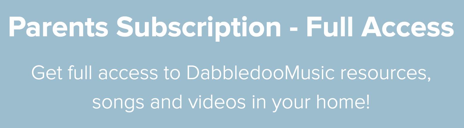 DabbledooMusic Parents Course