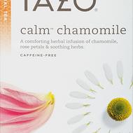 Calm Chamomile from Tazo