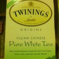 Fujian Chinese Pure White Tea from Twinings