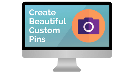 how to design pins for Pinterest blog traffic