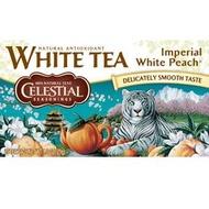 Imperial White Peach White Tea from Celestial Seasonings