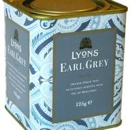 Earl Grey from Lyons Tea
