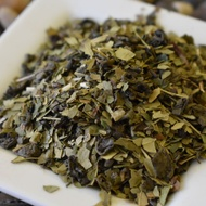 Menthos Mate from Snake River Tea