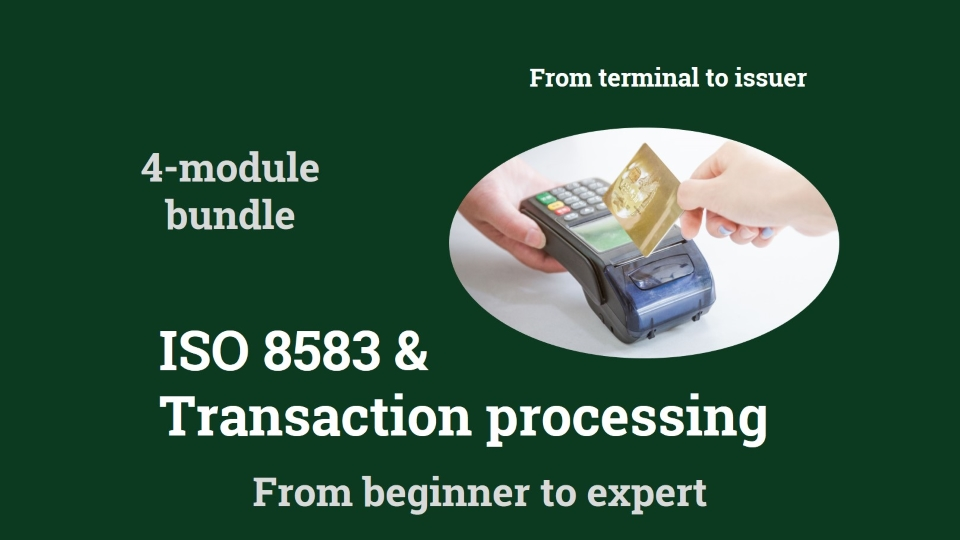 ISO8583 and Transaction Processing: Full course | PayTech
