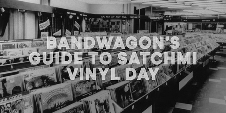 Bandwagon's Guide to Satchmi Vinyl Day 2017