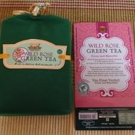 wild rose green tea from san-cha