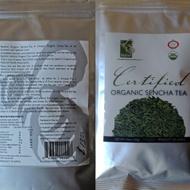 Certified Organic Green Tea Sencha from Beeline